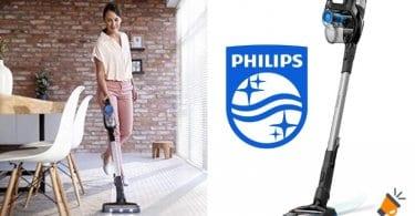 oferta Philips SpeedPro Max FC680201 Aspirador Escoba barato SuperChollos
