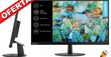 oferta Lenovo L24e Monitor barato SuperChollos