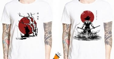 oferta Camisetas de Dragon Ball baratas SuperChollos