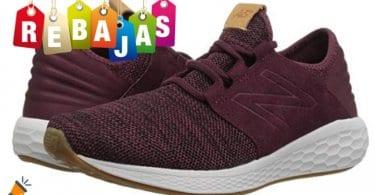 oferta Zapatillas New Balance Fresh Foam Cruz V2 Knit baratas SuperChollos