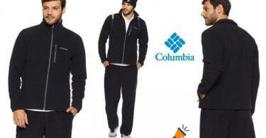 oferta Columbia Fleece chaqueta polar barata SuperChollos
