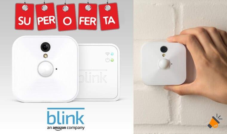 oferta Blink Sistema de ca%CC%81maras de seguridad barato SuperChollos