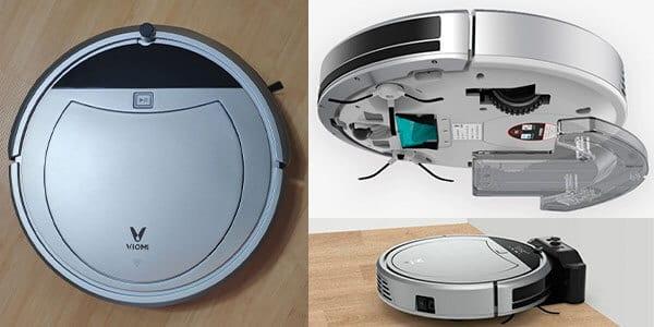 robot aspirador xiaomi viomi vxrs01 fregado barato SuperChollos