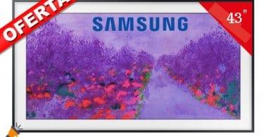 oferta Samsung The Frame 2018 43LS03NAU Smart TV barata SuperChollos