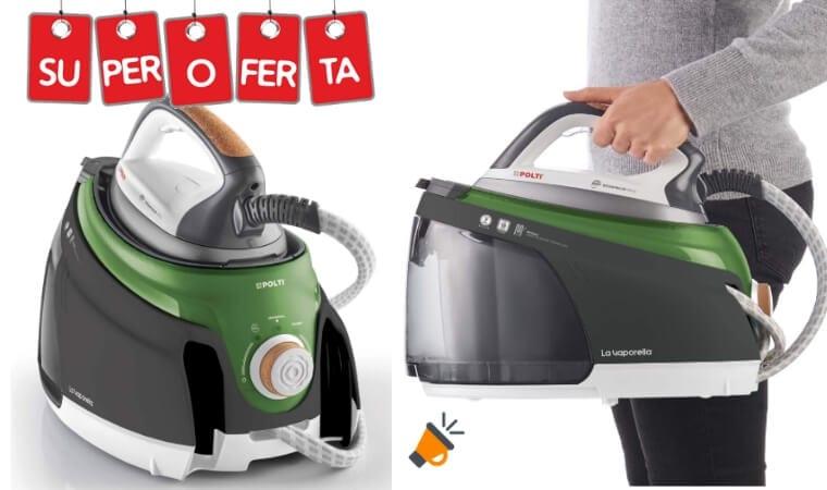 oferta Polti La Vaporella XT90C Centro de Planchado barato SuperChollos