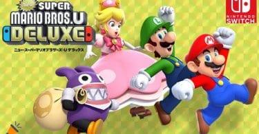 oferta New Super Mario Bros. U Deluxe barato SuperChollos