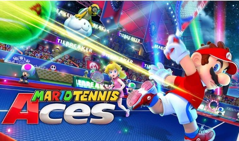 oferta Mario Tennis Aces barato SuperChollos