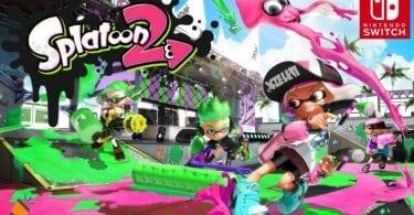 oferta Splatoon 2 para Nintendo Switch barato SuperChollos