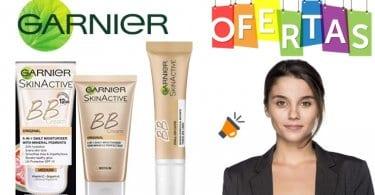 oferta Seleccio%CC%81n de cremas Garnier BB Cream SuperChollos