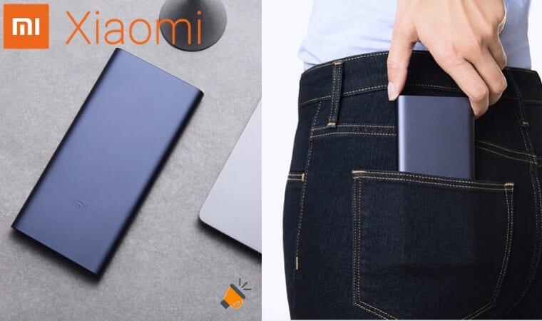 oferta Bateri%CC%81a porta%CC%81til Xiaomi Mi Powerbank 2 barata SuperChollos