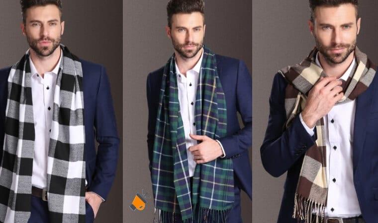 oferta Seleccio%CC%81n de bufandas para hombre baratas SuperChollos