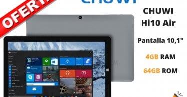 oferta CHUWI Hi10 Air tablet barata SuperChollos