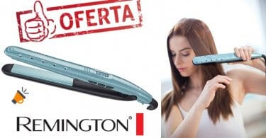 oferta Remington S7300 Wet 2 Straight Plancha de pelo barata SuperChollos