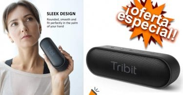 oferta Tribit XSound Go IPX7 Altavoz Bluetooth barato SuperChollos