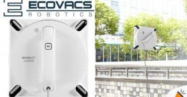 oferta Ecovacs Winbot 950 robot limpiacristales barato SuperChollos