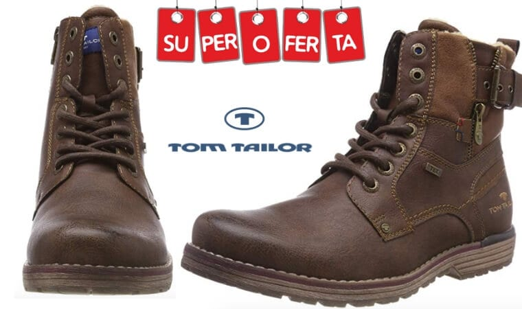 oferta Botas Tom Tailor Minimou baratas SuperChollos