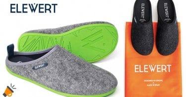 oferta Zapatillas de estar por casa Elewert baratas SuperChollos