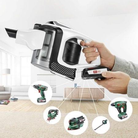 Aspirador Escoba Bosch Unlimited Serie 8 barato SuperChollos