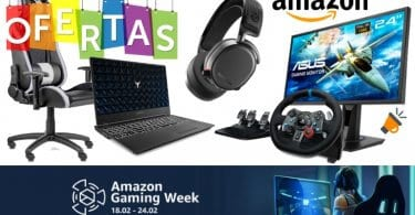 ofertas gaming week amazon SuperChollos