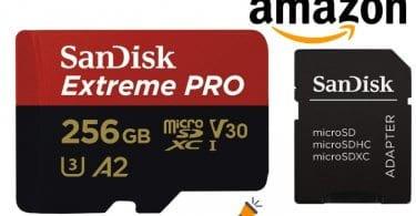 oferta SanDisk Extreme PRO Tarjeta de memoria barata SuperChollos
