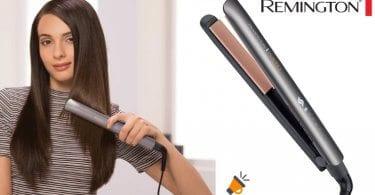 oferta Remington S8598 Intelligent Keratin Protect Plancha de pelo barata SuperChollos