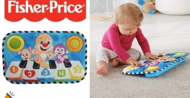 oferta Juguete musical Fisher Price barato SuperChollos
