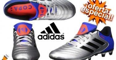 oferta Botas de fu%CC%81tbol Adidas Copa 18.4 FXG baratas SuperChollos