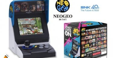 oferta Neo Geo SNK Mini International Edition barata SuperChollos