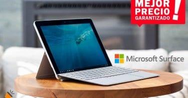 oferta Microsoft Surface Go barato SuperChollos