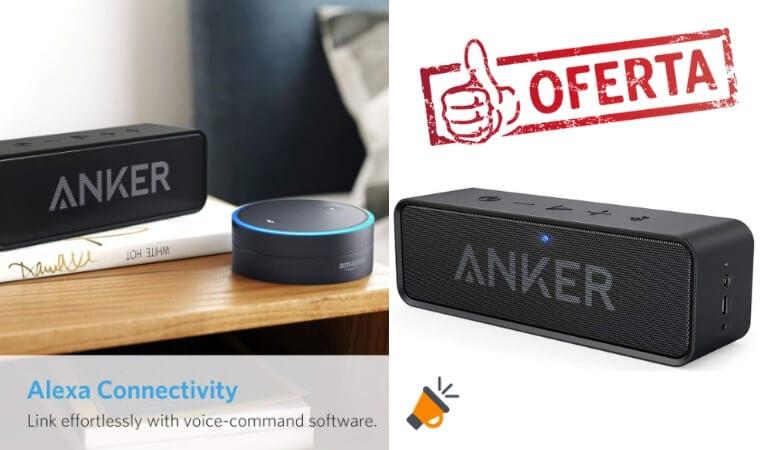 oferta Anker SoundCore Altavoz porta%CC%81til barato SuperChollos