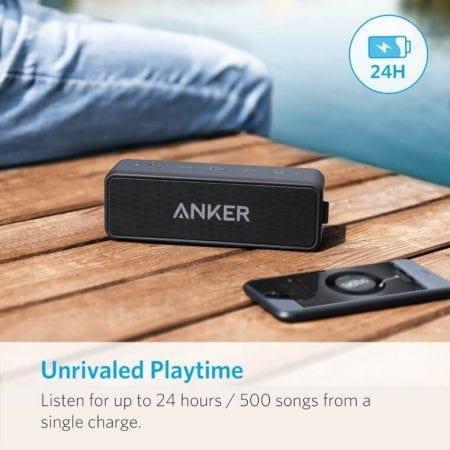 altavoz anker soundcore 2 oferta SuperChollos