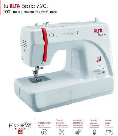 alfa basic 720 maquna de coser1 SuperChollos