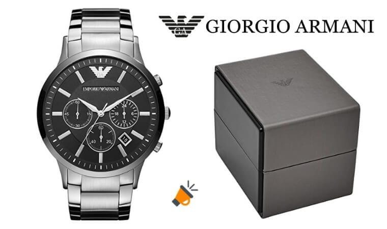 oferta Reloj Emporio Armani AR2460 barato SuperChollos