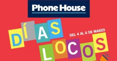 dias locos the phone house SuperChollos