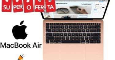 oferta Nuevo Apple Macbook Air barato SuperChollos