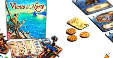 oferta Viento del Norte juego de mesa barato SuperChollos