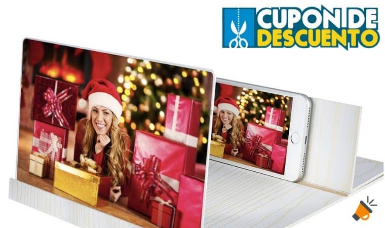 oferta Aitsite Lupa lupa para smartphone barata SuperChollos
