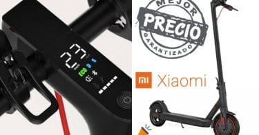 oferta Xiaomi M365 Pro barato SuperChollos