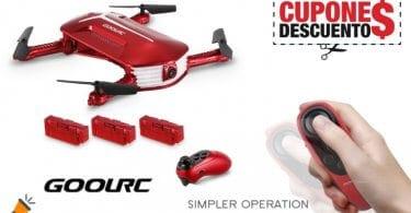 oferta Mini Drone GoolRC T37 barato SuperChollos