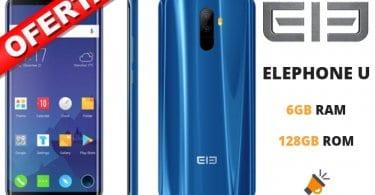oferta ELEPHONE U barato SuperChollos