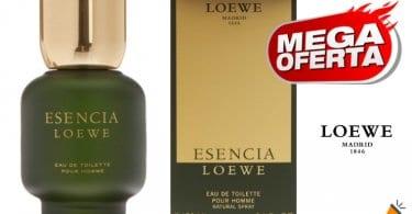 oferta Eau de Toilette Esencia Loewe barata SuperChollos