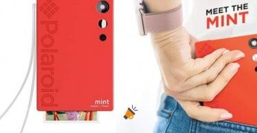 oferta Ca%CC%81mara Polaroid Mint barata SuperChollos