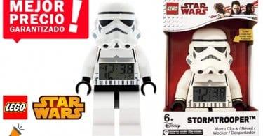 oferta Despertador digital Stormtrooper de LEGObarato SuperChollos