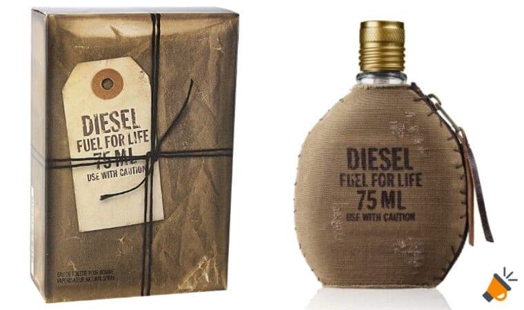 oferta Eau de toilette Diesel Fuel For Life barata SuperChollos