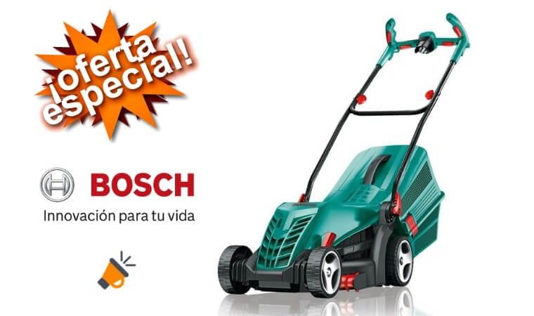 oferta Bosch ARM 37 Cortace%CC%81sped barato SuperChollos