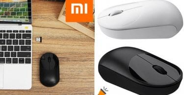 oferta Xiaomi Mi Wireless Mouse Youth Edition raton barato SuperChollos