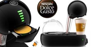 oferta Dolce Gusto Delonghi cafetera barata SuperChollos