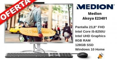 OFERTA Medion Akoya E23401 BARATO SuperChollos