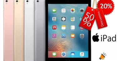 oferta Apple iPad Pro 12922 512 GB barato SuperChollos