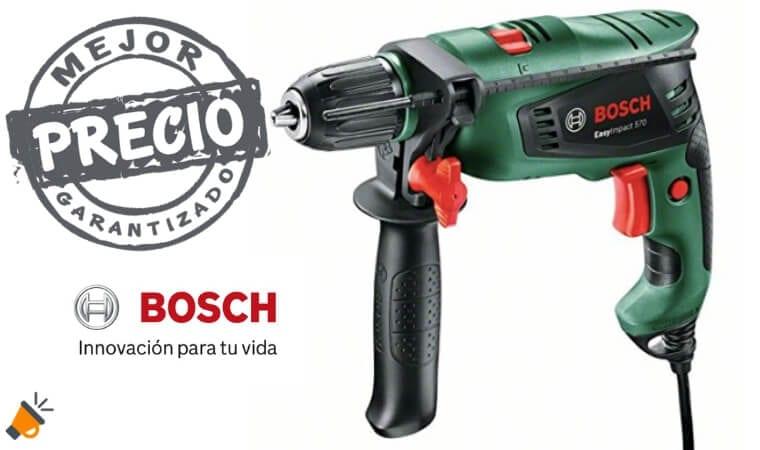 oferta Bosch EasyImpact 570 Taladro barato SuperChollos